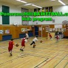 Basketball for younger kids: tykes, mini boys, girls
