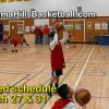 Basketball Practice March 27 2015