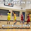 PRACTICE – APRIL 09, 2015 -> MINI + BANTAM only
