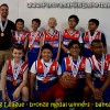 Bronze medal Winners – Panorama Stars – bantam boys