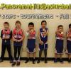 Basketball tournament – FALL 2016 tiny stars / tykes
