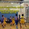 Basketball practice April 07 + SPRING LEAGUE GAMES April 08