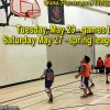 May 23 practice-@ St JEROME SCHOOL