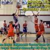 SPRING LEAGUE PLAYOFF games + practice Friday June 02