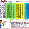 2017 FALL program: basketball schedule