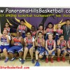 2017 SPRING basketball tournament – MINI stars