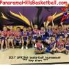 2017 SPRING basketball tournament – tiny stars
