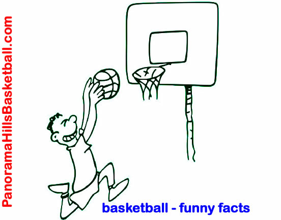 Funny facts about basketball
