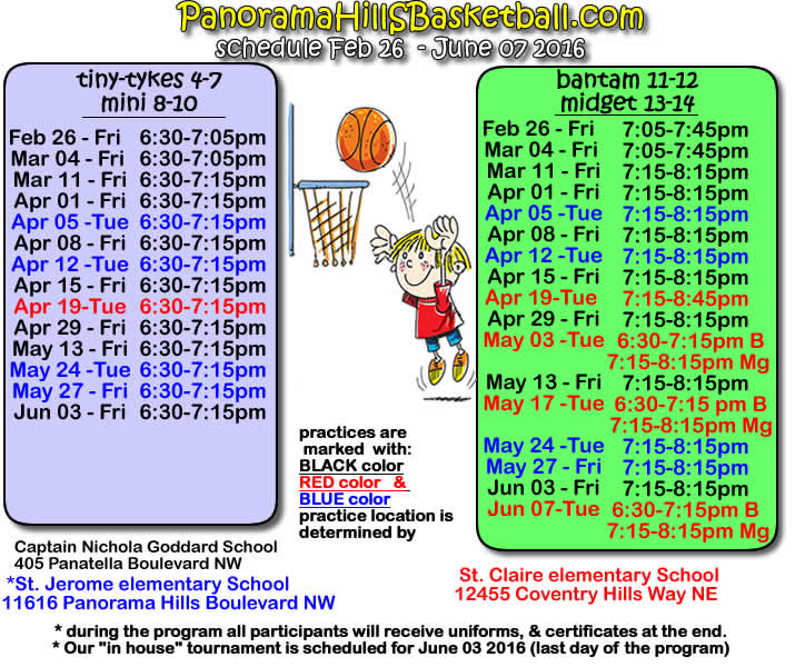 panorama-hills-basketball-for-kids-schedule-2016