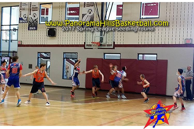 panorama hills basketball - spring league 2017