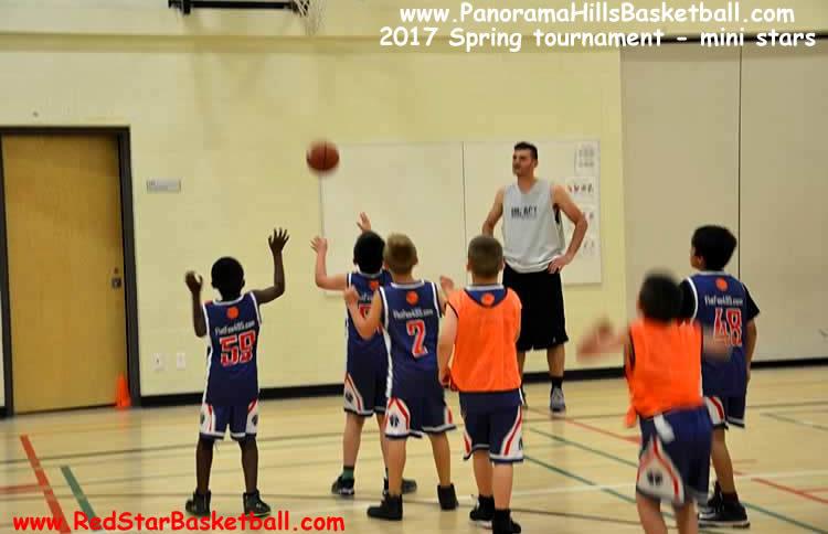 red star panorama hills basketball for kids, nw calgary basketball