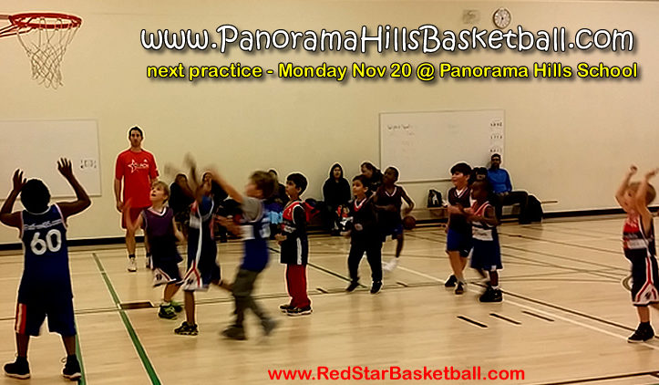 panorama-hills-red-star-basketball-practice